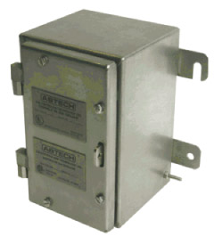 Abtech junction Box - SX (Stainless / Mild Steel)